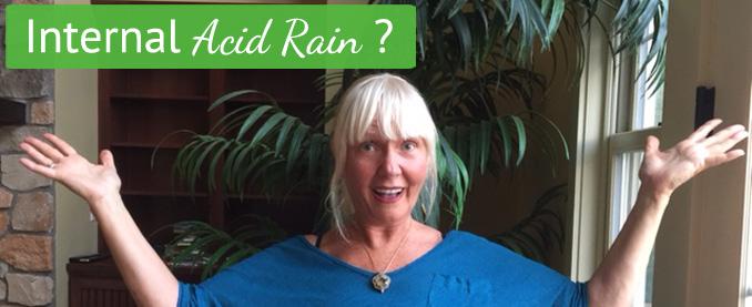 The Internal Acid Rain Theory